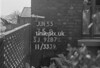 SJ928735B, Ordnance Survey Revision Point photograph in Greater Manchester