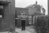 SJ928745B, Ordnance Survey Revision Point photograph in Greater Manchester
