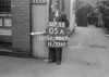 SJ908705A, Ordnance Survey Revision Point photograph in Greater Manchester