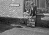 SJ908846B, Ordnance Survey Revision Point photograph in Greater Manchester