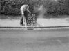 SJ938700C, Ordnance Survey Revision Point photograph in Greater Manchester