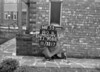SJ908889B, Ordnance Survey Revision Point photograph in Greater Manchester