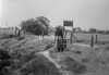 SJ908754A, Ordnance Survey Revision Point photograph in Greater Manchester