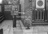 SJ908876A, Ordnance Survey Revision Point photograph in Greater Manchester
