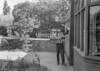 SJ908756A2, Ordnance Survey Revision Point photograph in Greater Manchester