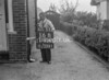 SJ928516B, Ordnance Survey Revision Point photograph in Greater Manchester