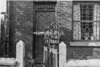 SJ918762B, Ordnance Survey Revision Point photograph in Greater Manchester