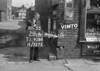 SJ928628A, Ordnance Survey Revision Point photograph in Greater Manchester