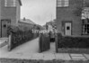SJ908879B, Ordnance Survey Revision Point photograph in Greater Manchester