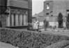 SJ908756C, Ordnance Survey Revision Point photograph in Greater Manchester