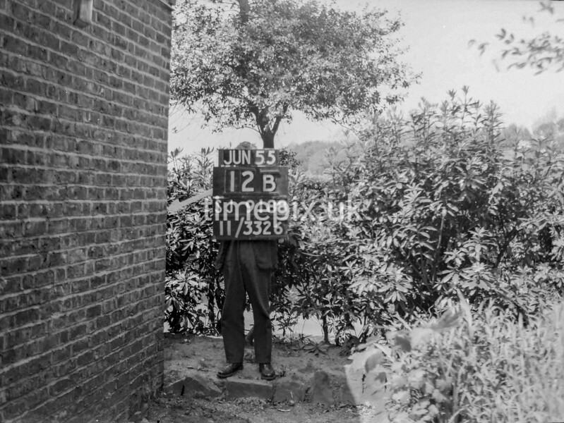 SJ918812B, Ordnance Survey Revision Point photograph in Greater Manchester