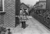 SJ918692A, Ordnance Survey Revision Point photograph in Greater Manchester