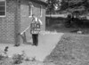 SJ928657A, Ordnance Survey Revision Point photograph in Greater Manchester