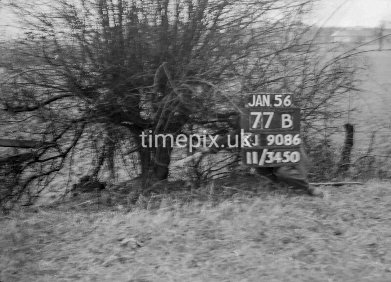 SJ908677B, Ordnance Survey Revision Point photograph in Greater Manchester