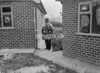SJ928545A, Ordnance Survey Revision Point photograph in Greater Manchester