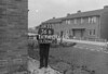 SJ928736B, Ordnance Survey Revision Point photograph in Greater Manchester