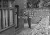 SJ918726B, Ordnance Survey Revision Point photograph in Greater Manchester