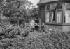 SJ908747K, Ordnance Survey Revision Point photograph in Greater Manchester