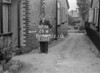 SJ908726W, Ordnance Survey Revision Point photograph in Greater Manchester