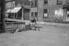 SJ908817L, Ordnance Survey Revision Point photograph in Greater Manchester