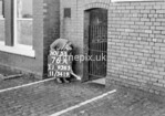 SJ938576A, Ordnance Survey Revision Point photograph in Greater Manchester