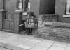SJ928618B, Ordnance Survey Revision Point photograph in Greater Manchester