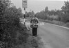 SJ918587A, Ordnance Survey Revision Point photograph in Greater Manchester