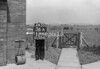 SJ928736A, Ordnance Survey Revision Point photograph in Greater Manchester