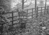 SJ938612B, Ordnance Survey Revision Point photograph in Greater Manchester