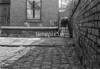 SJ908805K, Ordnance Survey Revision Point photograph in Greater Manchester