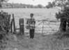 SJ938711A, Ordnance Survey Revision Point photograph in Greater Manchester