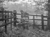 SJ938612C, Ordnance Survey Revision Point photograph in Greater Manchester