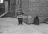 SJ908837A2, Ordnance Survey Revision Point photograph in Greater Manchester