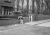 SJ908845B1, Ordnance Survey Revision Point photograph in Greater Manchester