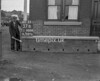 SJ908837B2, Ordnance Survey Revision Point photograph in Greater Manchester