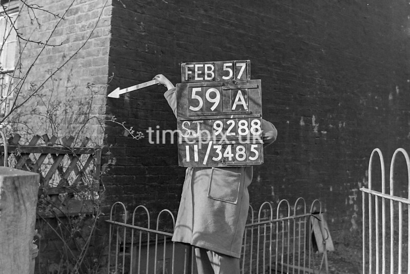 SJ928859A, Ordnance Survey Revision Point photograph in Greater Manchester