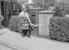 SJ938700A, Ordnance Survey Revision Point photograph in Greater Manchester