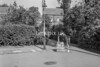 SJ908756B, Ordnance Survey Revision Point photograph in Greater Manchester
