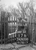 SD820017B, Ordnance Survey Revision Point photograph in Greater Manchester