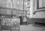 SJ849852B, Ordnance Survey Revision Point photograph in Greater Manchester