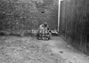 SJ819812B, Ordnance Survey Revision Point photograph in Greater Manchester