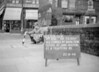 SJ819733A, Ordnance Survey Revision Point photograph in Greater Manchester