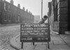 SJ819771B, Ordnance Survey Revision Point photograph in Greater Manchester