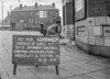 SJ819728B, Ordnance Survey Revision Point photograph in Greater Manchester