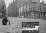 SJ839833C, Ordnance Survey Revision Point photograph in Greater Manchester
