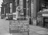 SJ819728C, Ordnance Survey Revision Point photograph in Greater Manchester