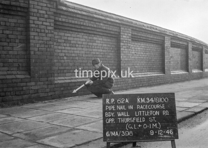 SD810062A, Ordnance Survey Revision Point photograph in Greater Manchester