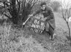 SD810086W, Ordnance Survey Revision Point photograph in Greater Manchester