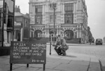SJ849722A, Ordnance Survey Revision Point photograph in Greater Manchester