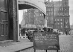 SJ839777B, Ordnance Survey Revision Point photograph in Greater Manchester